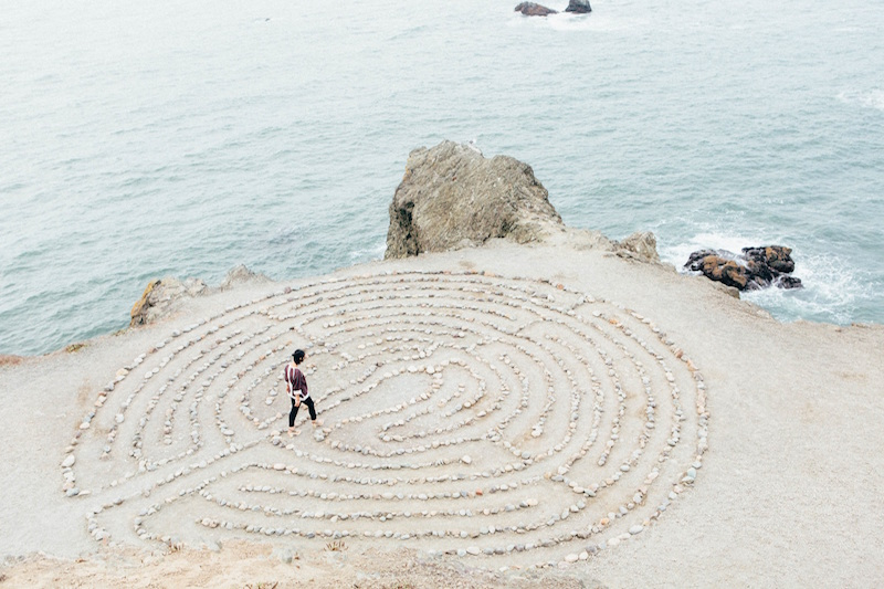 Mindfulness. Foto: Ashley Batz