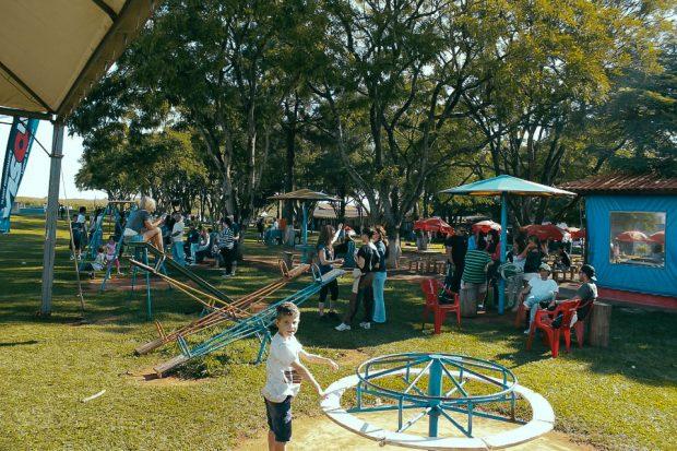 Centro Nacional de Paraquedismo - Divulgação