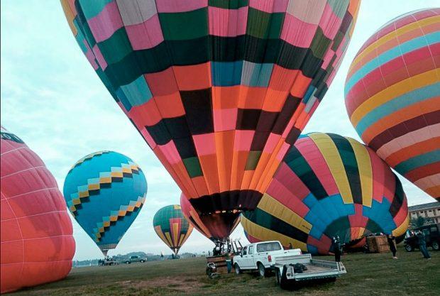 Balonismo em Boituva - Cortesia TripAdvisor