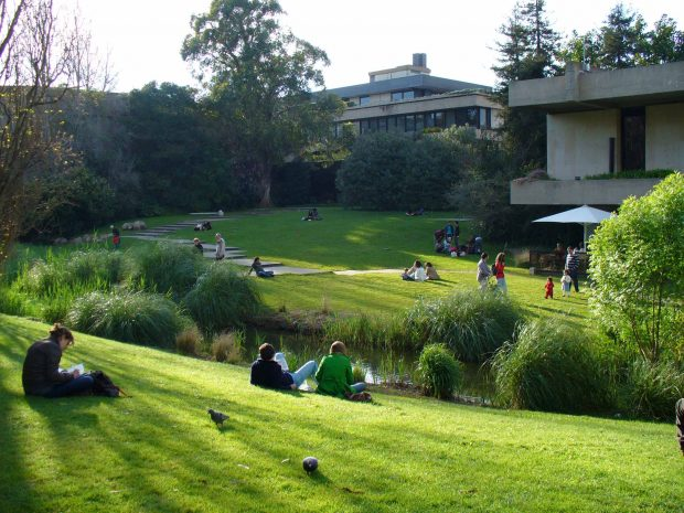 Jardins da Fundação Calouste Gulbenkian, 2012. Fotógrafo: Pedro Belleza. Flickr.