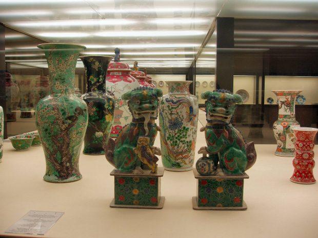 Coleção de Arte Oriental Calouste Gulberkian, 2009. Fotografia: Truus, Bob & Jan too! Flickr.