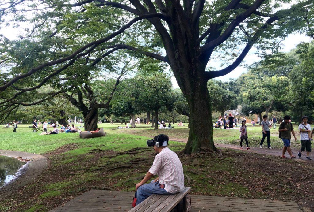 Yoyogi Park, Harajuku, Tokyo