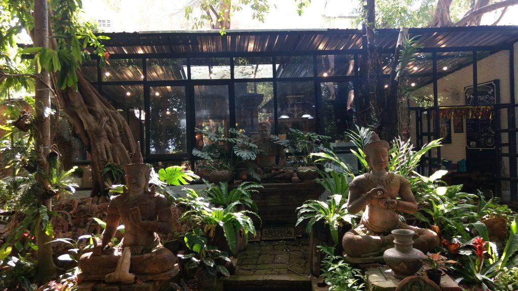 Clay Studio Coffee in The Garden. Foto: Daniella Valentin