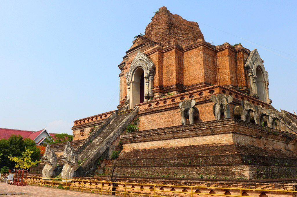 Wat Chedi Luang. Foto: Madeleine Deaton