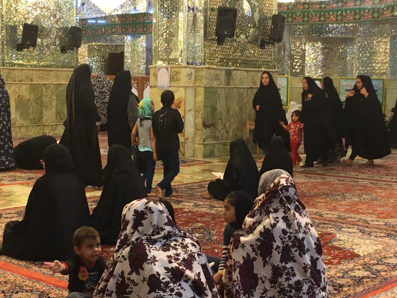Templo Bogh'e-ye Shah-e Cheragh Shiraz | Vanessa M.
