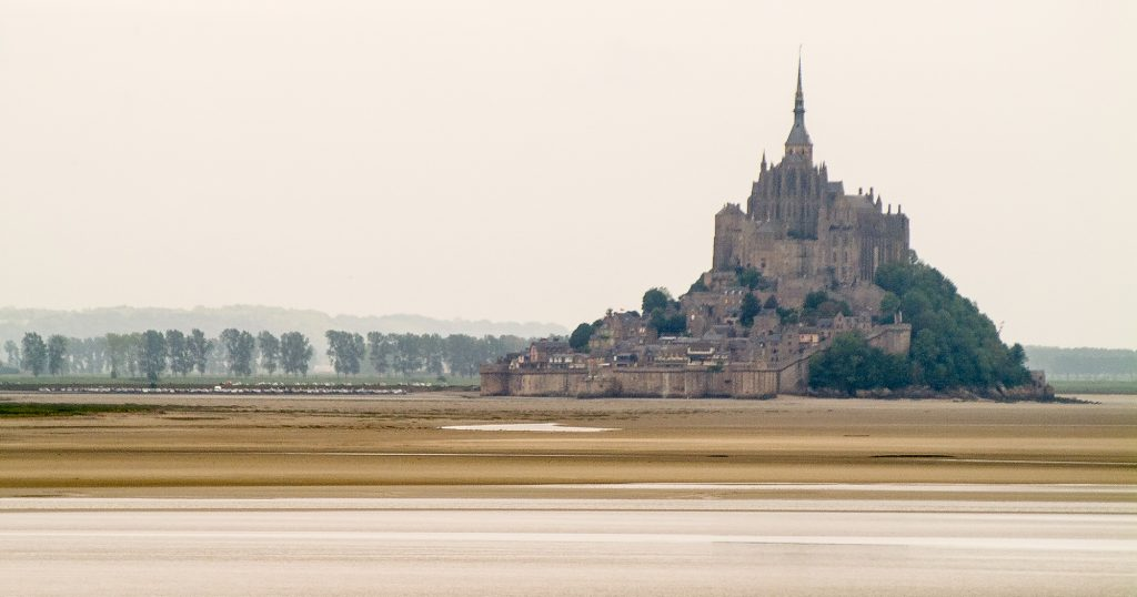 Mont Saint-Michel. Paul Williams. Flickr.