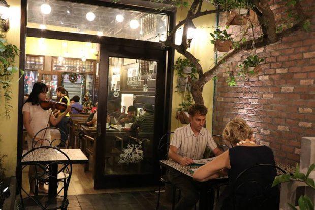Restaurante Vegano Minchay | Hanoi | Divulgação- Roteiro de 1 dia em Hanoi