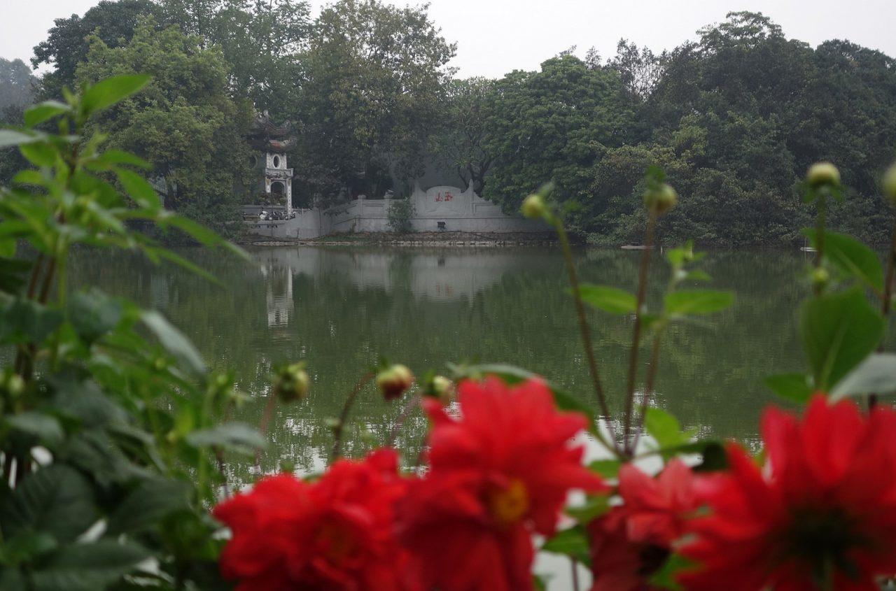 Lago Hoan Kian | Hanoi | Flickr Andrey Samsonov- Roteiro de 1 dia em Hanoi