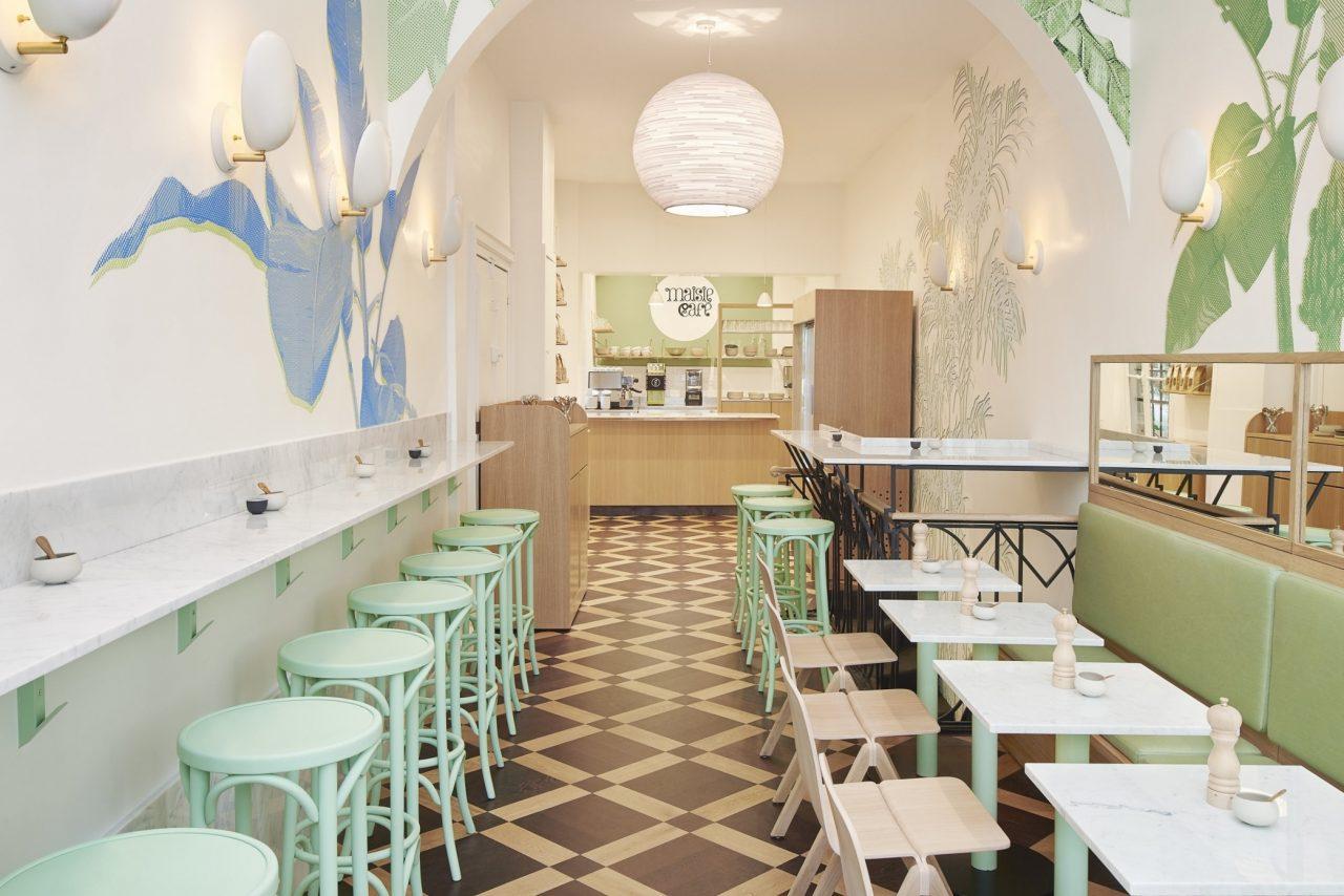 Café Maisie, Paris. foto: Divulgação