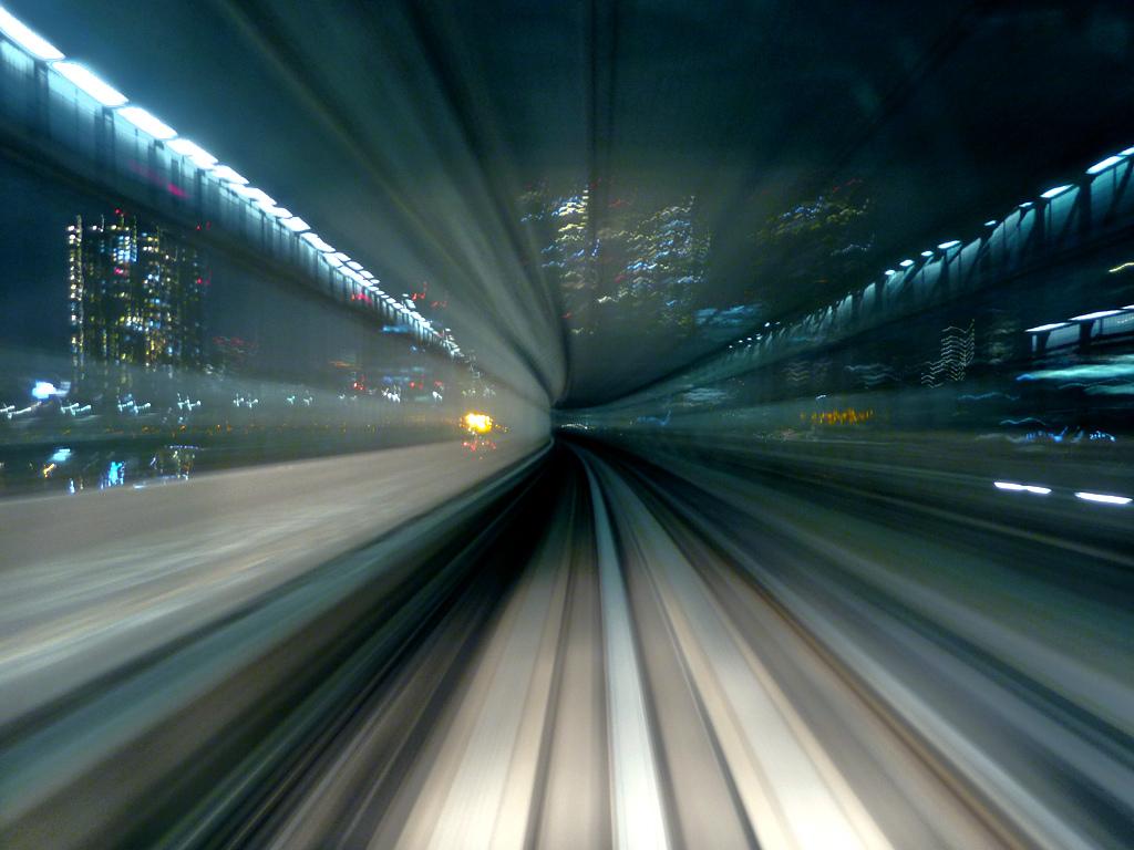 Foto Hyperloop Divulgação