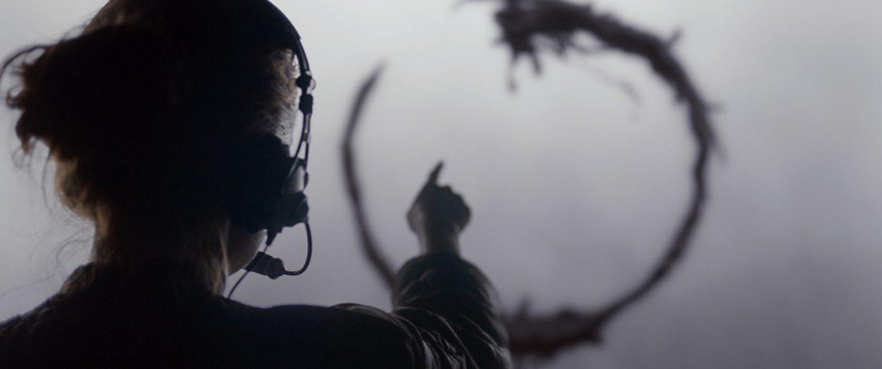 Imagem do filme 'Arrival'