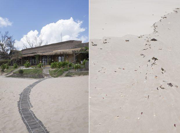Casa na Praia, Tofo - foto: André Klotz