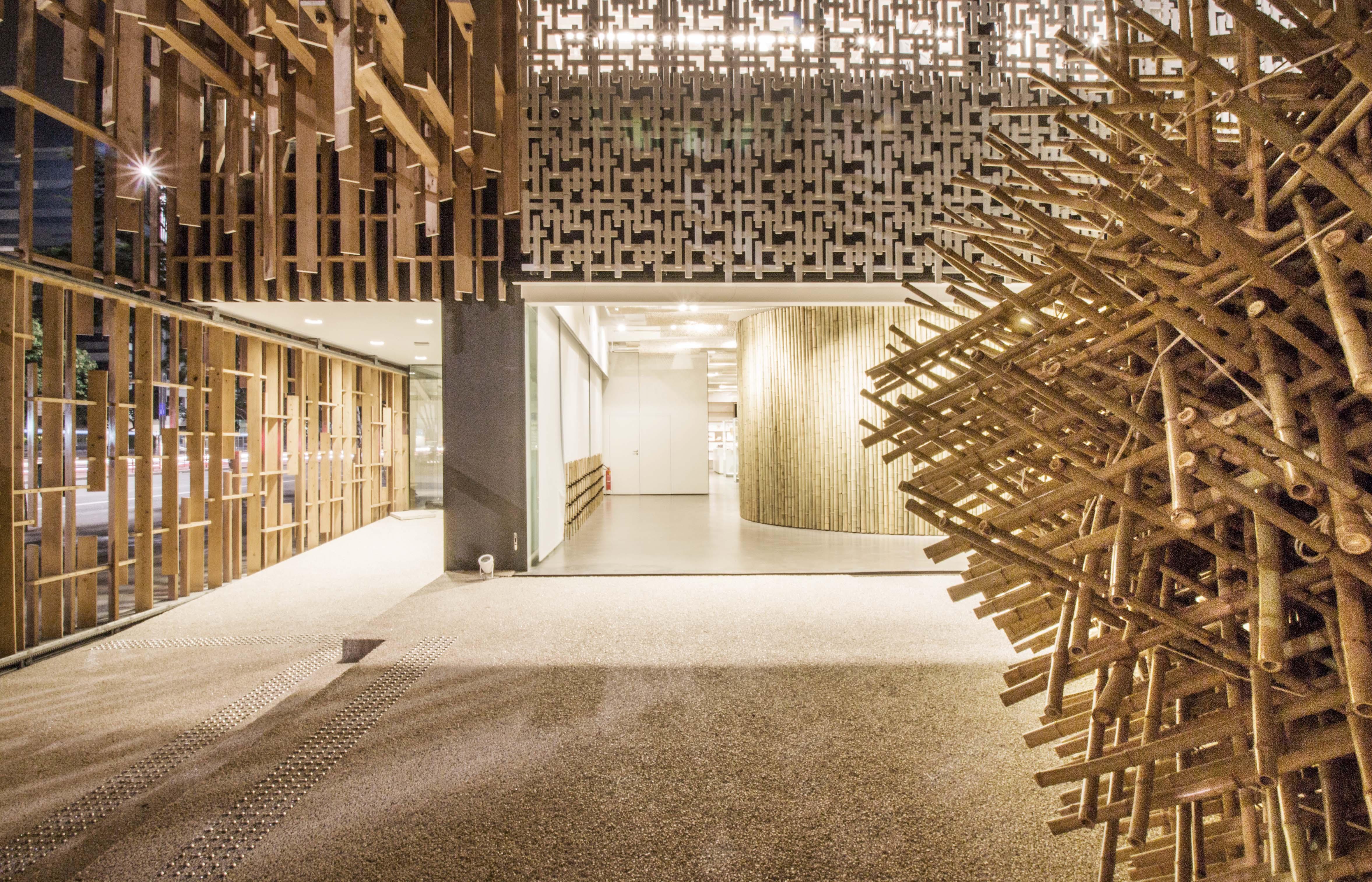 Japan House. Foto: Rogério Cassimiro