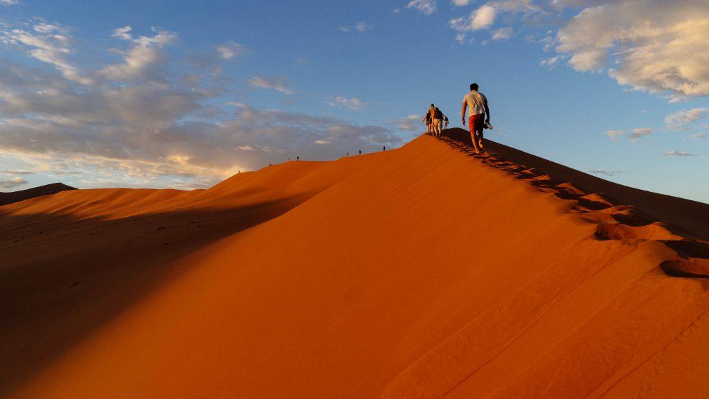 Sossusvlei, Namibia-Ola Persson