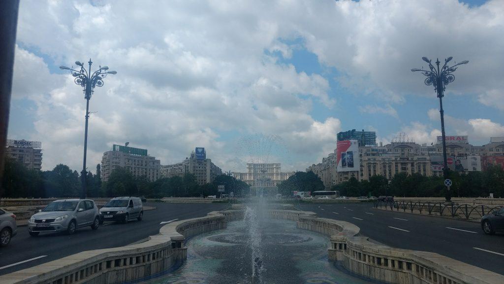 Avenida Unirii. Foto: Dani Valentin