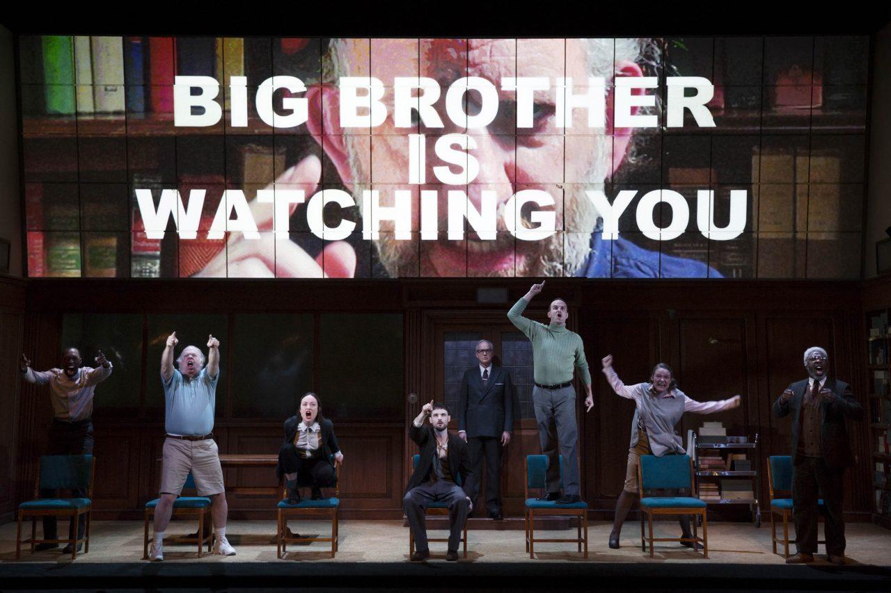 O Big Brother está de olho em você - foto: Julieta Cervantes