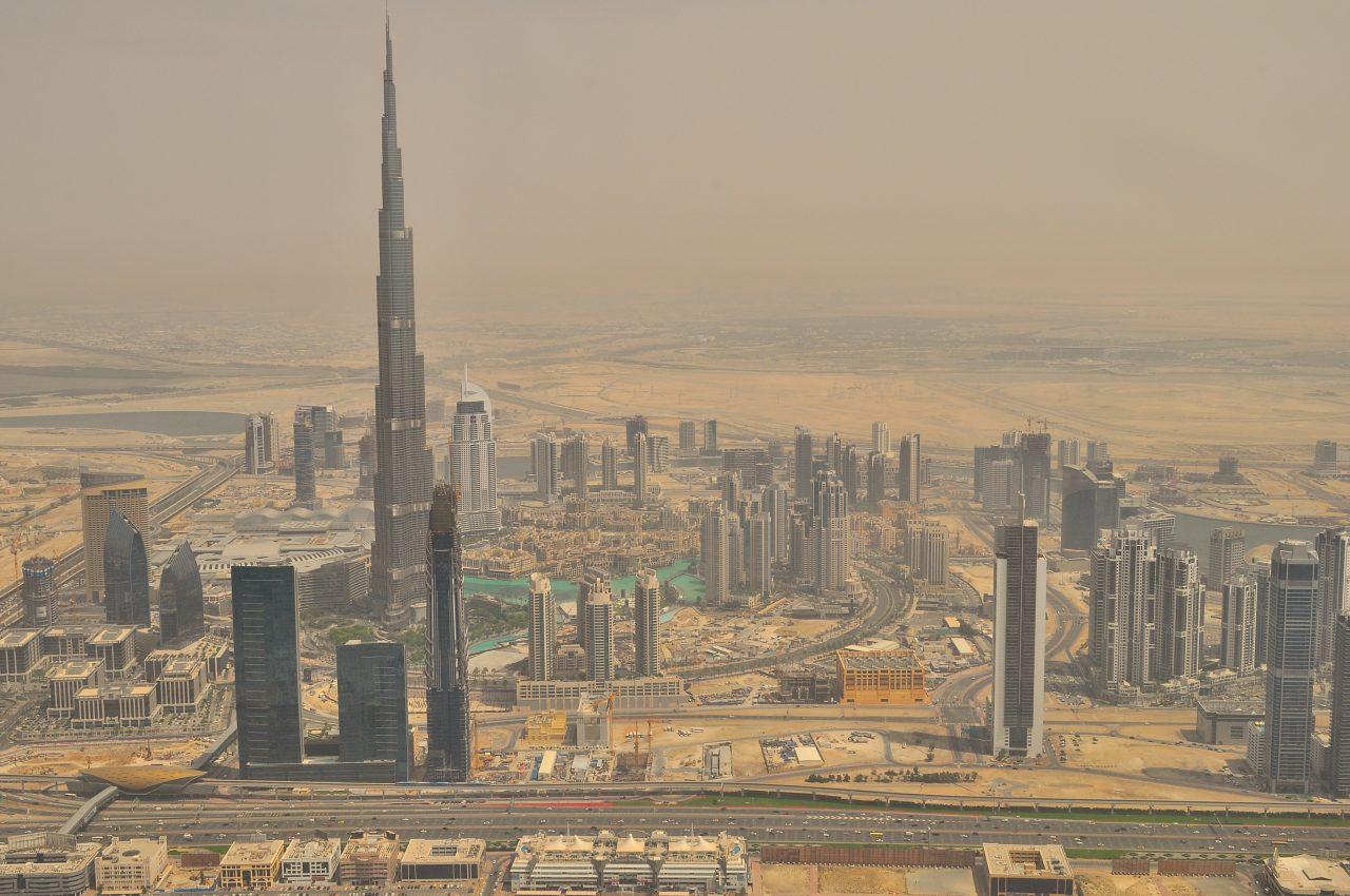 Burj Khalifa. Foto: Roman Logov