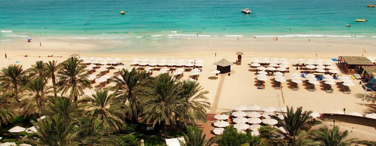 The Walk. Foto Hilton Dubai