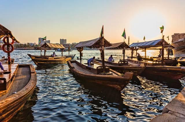 Deira Dubai. Foto: Visit Dubai