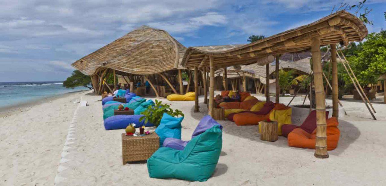 Pearl Beach Lounge. Foto: Pearl Beach Divulgação