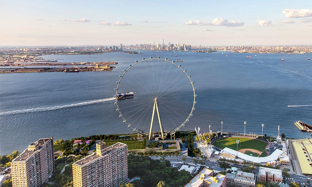 New York Wheel. Foto: Reprodução