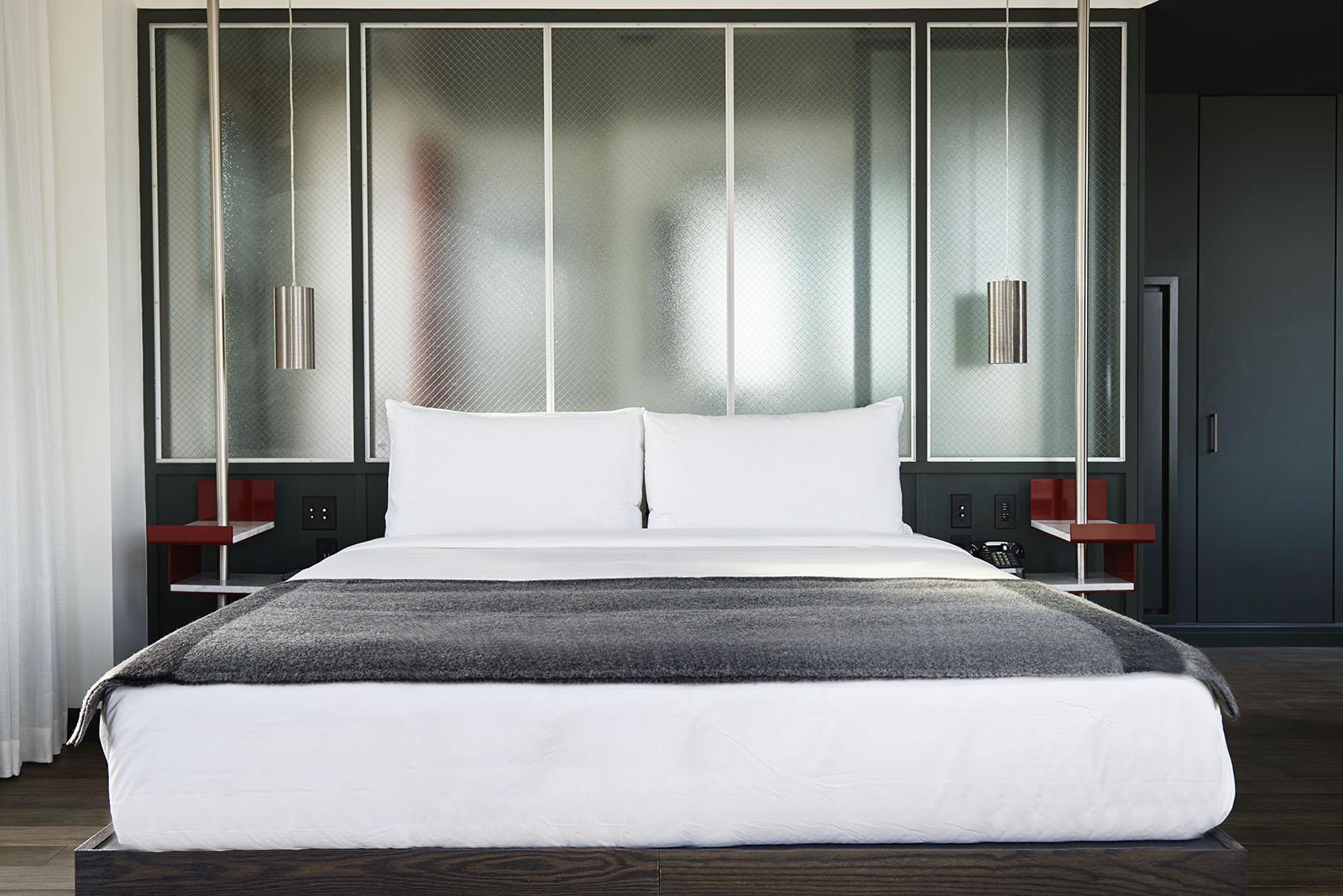 Os quartos do The Robey são uma ótima opção de hospedagem em Wicker Park - foto: Divulgação