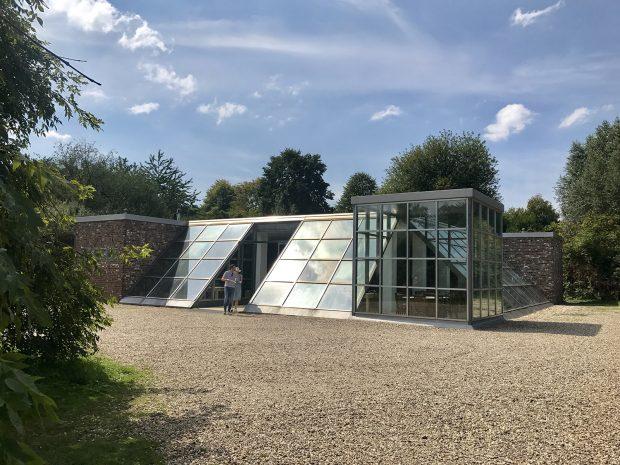 Museum Insel Hoimbroich, Düsseldorf, Alemanha