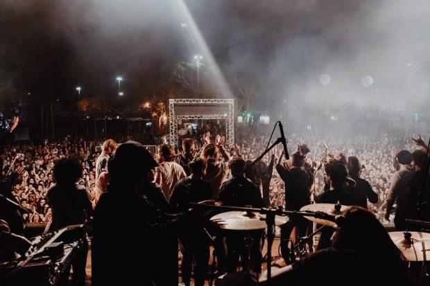 Festival COMA, Brasília. Foto: Breno Galtier