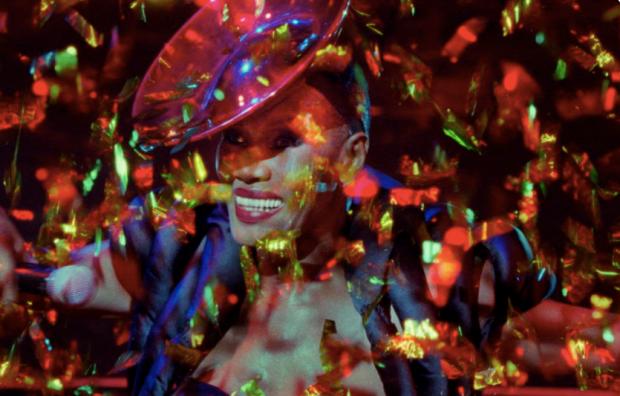 O Festival of Disruption apresenta estreia do filme 'Grace Jones: Bloodlight and Bami'.
