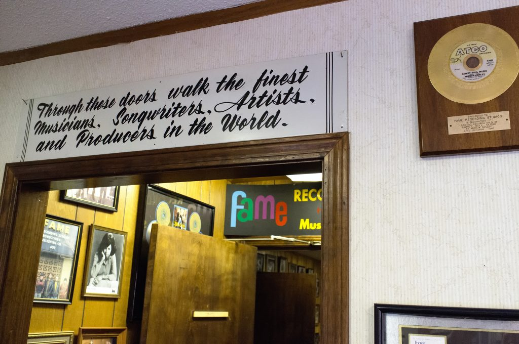FAME Studio - Muscle Shoals