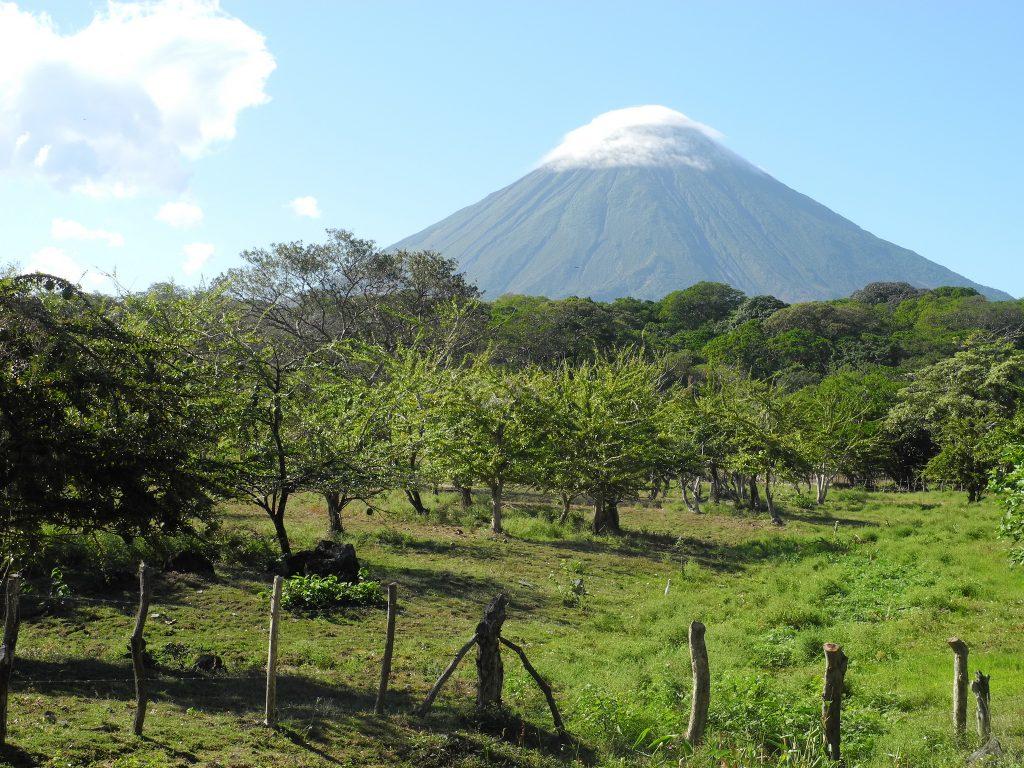 vulcão concepcion, ometepe