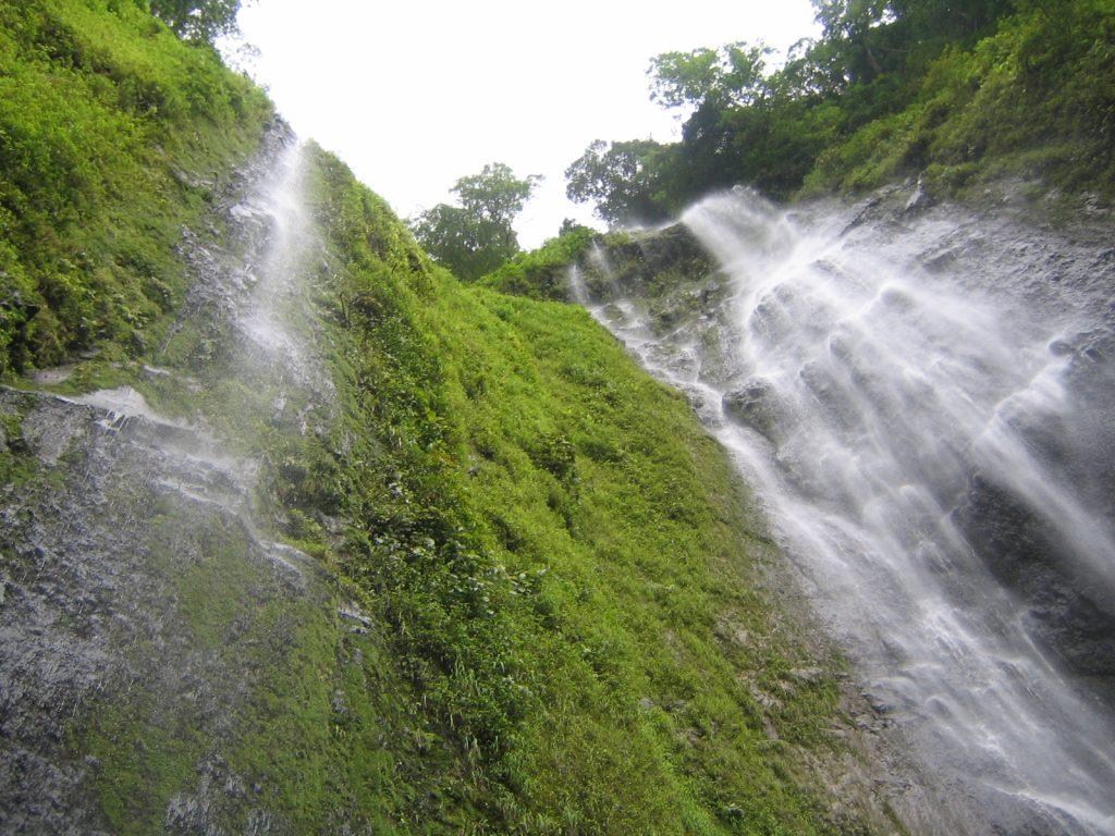 ometepe, nicaragua, cascata