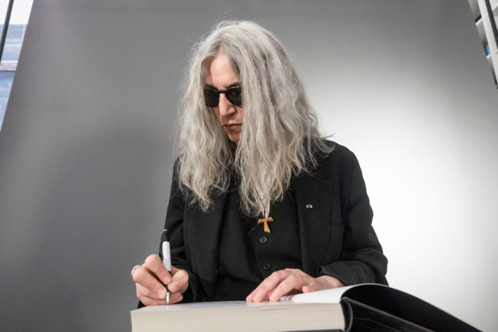 Patti Smith, um dos destaques do APE Presents.