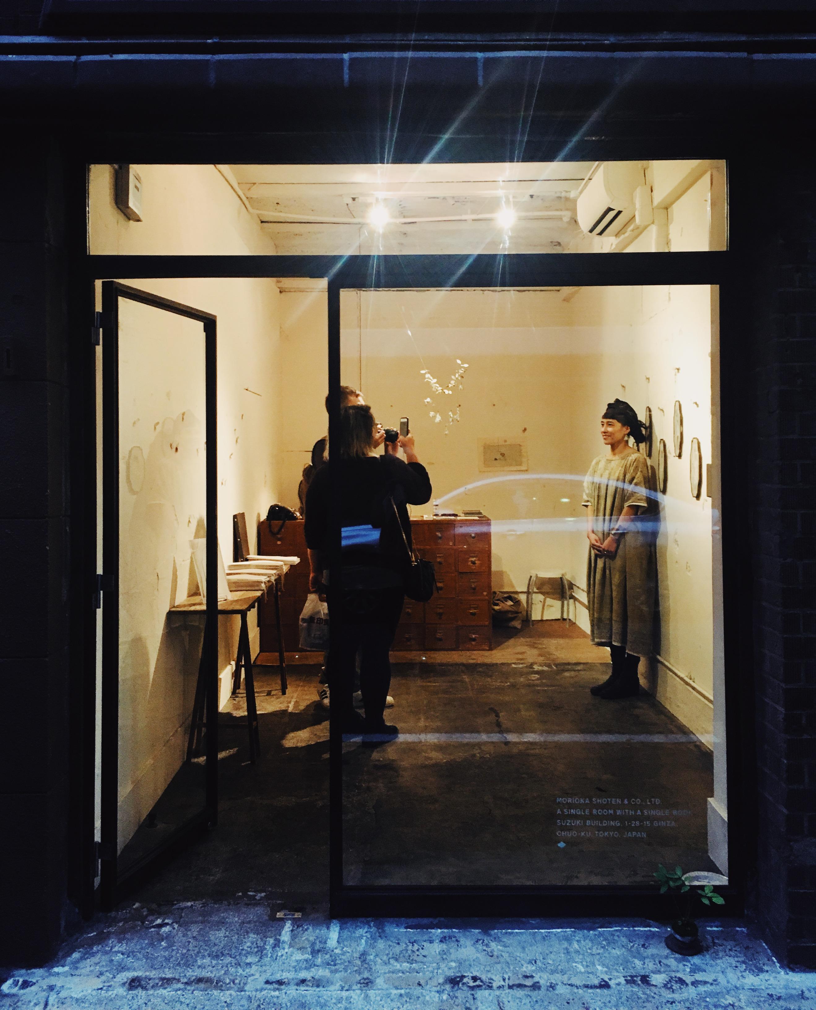 Morioka Shoten, livraria em Ginza que vende um título por mês