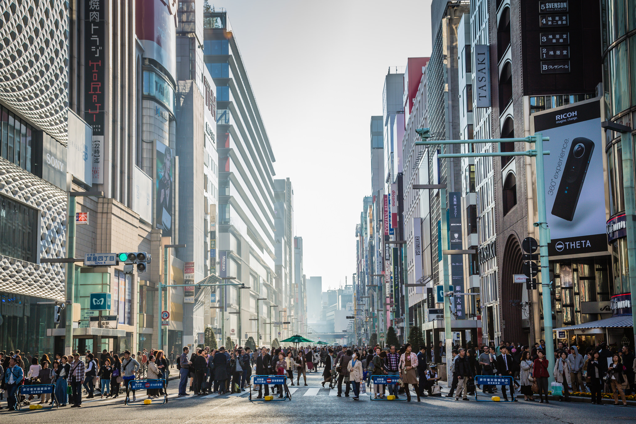 Ginza, Tóquio.
