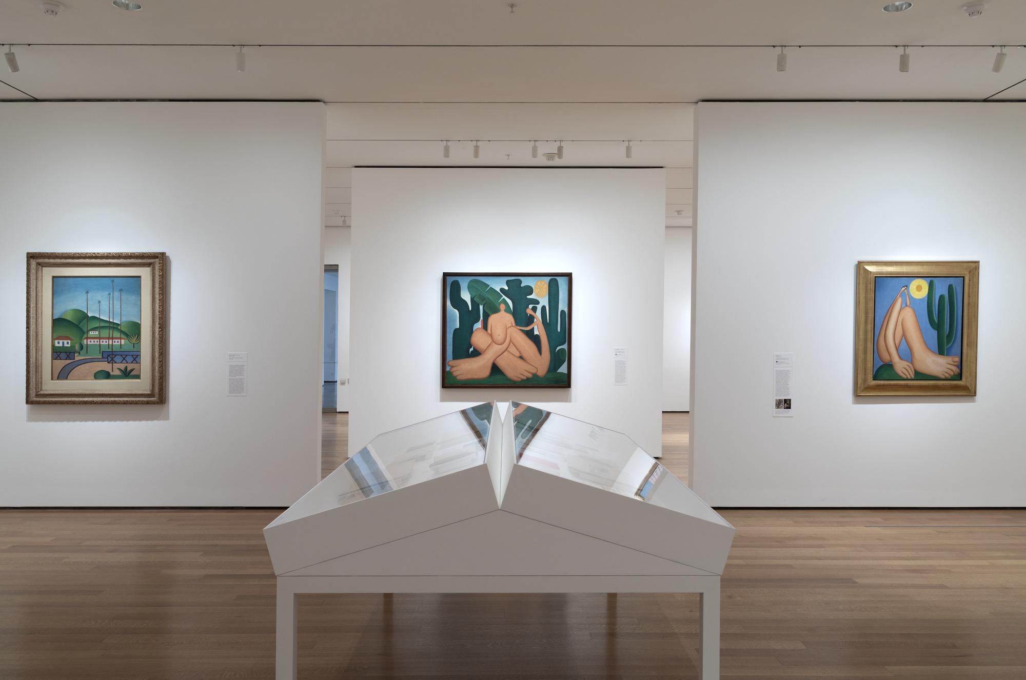 Tarsila no MoMA, exposição