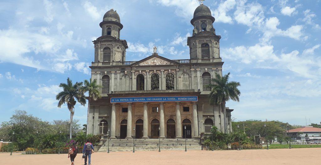 Managua, Nicarágua. Foto: Renata Lopes