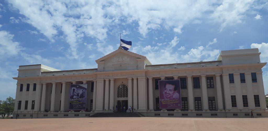 Palacio Nacional da Cultura, Managua, Nicaragua