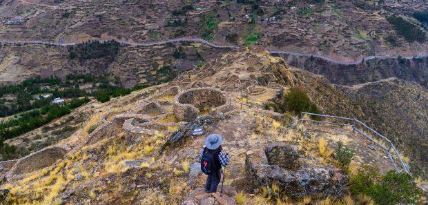Ancasmarca, Peru com a Mountain Lodges of Peru. Foto: Lalai Persson