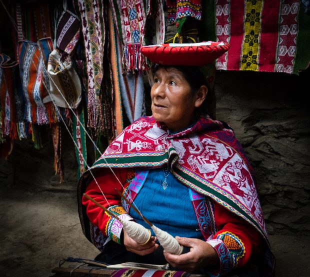 Coquecancha, Peru com a Mountain Lodges of Peru. Foto: Lalai Persson