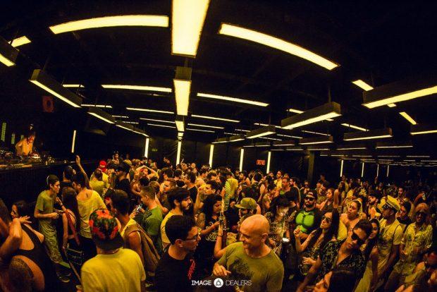d-edge festival, estádio canindé