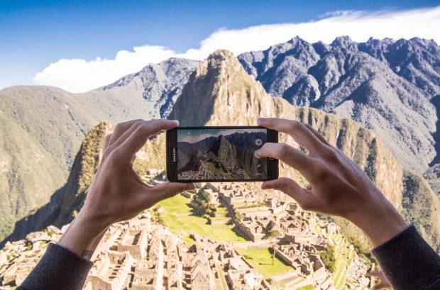 A foto mais clássica de Machu Picchu. Foto: Adriano Fagundes