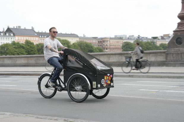 Copenhagen bike friendly