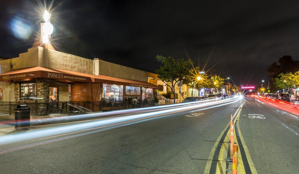 Ponce's Restaurant, San Diego. Foto: Robert Tardio