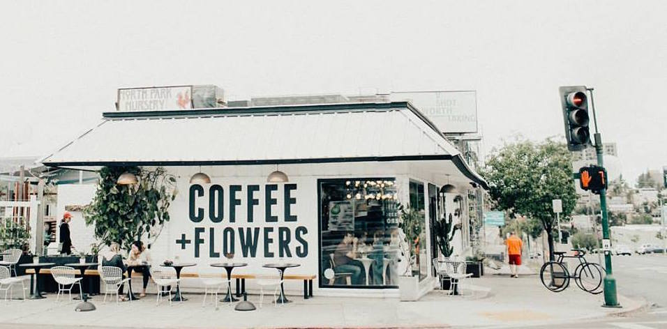 Communal Coffee.