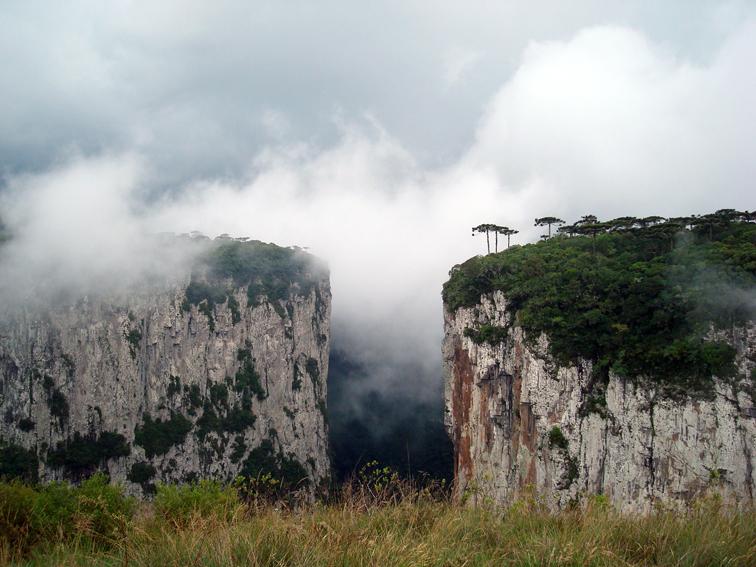inverno no brasil, cambará do sul