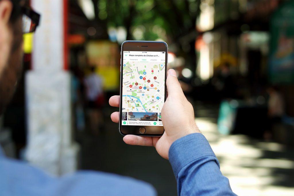 Tripify: app guia de viagens