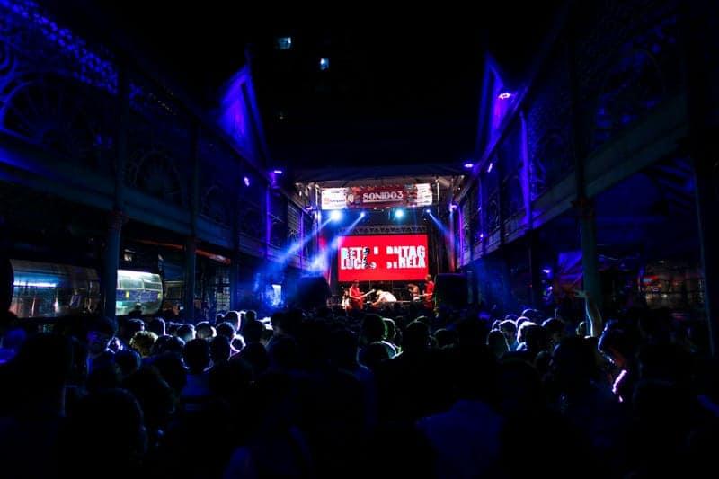 Festival Sonido. Foto: Se Rasgum