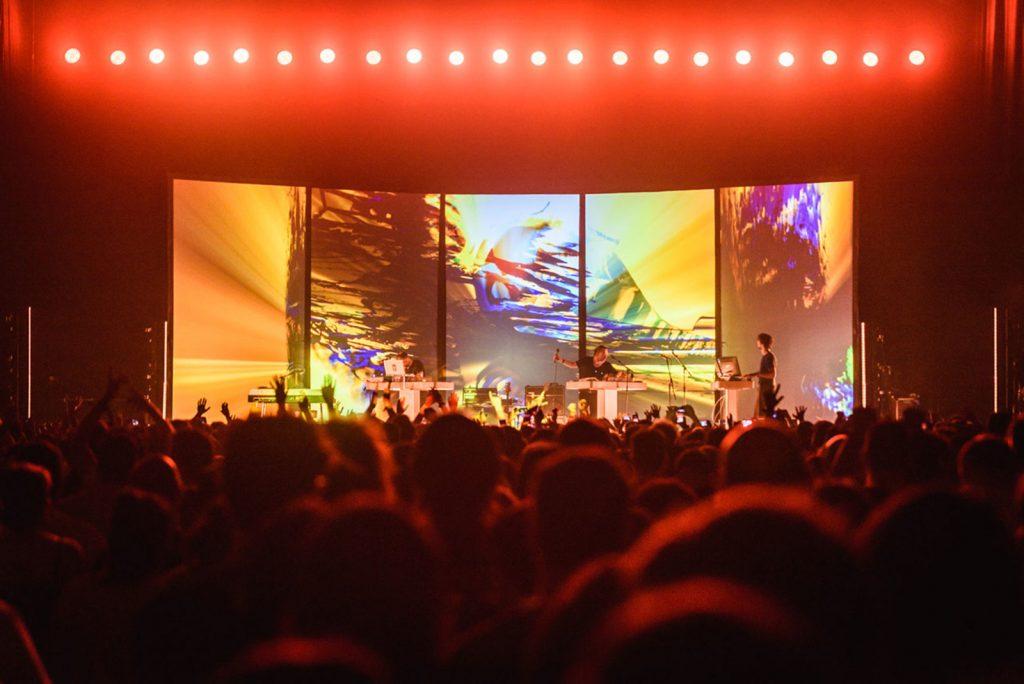 SonarClub - Thom Yorke. Foto: Ariel Martini