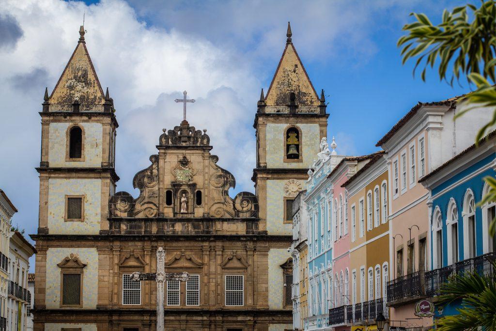 Salvador / Pelourinho - Cartago São João. Foto: Fernando Gomes
